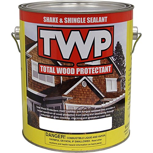 TWP 200 Clear Shake & Shingle Sealant gal