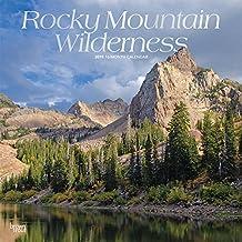 Rocky Mountain Wilderness 2019 Calendar