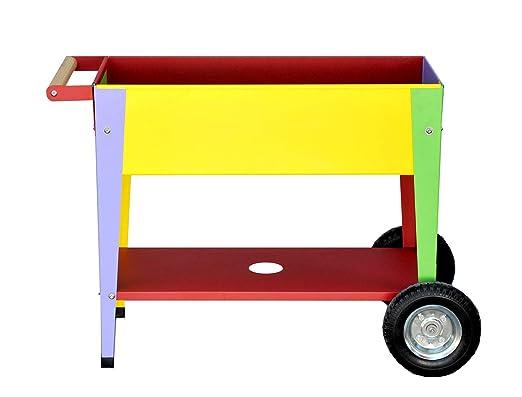 Herstera 08935001 Bancal con Ruedas Kids, 35 x 75 x 65 cm: Amazon ...