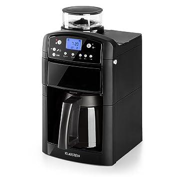 Klarstein Aromatica • Máquina de café • Máquina con filtro • Filtro de carbono incorporado •
