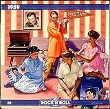 Various-50s/Rock & Roll/Rockabilly The Rock 'N' Roll Era 1959 1989 Dutch 2-LP vinyl set RRR-E01