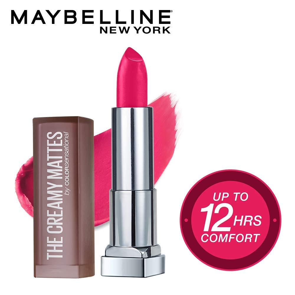 Order Maybelline New York Color Sensational Matte Metallic