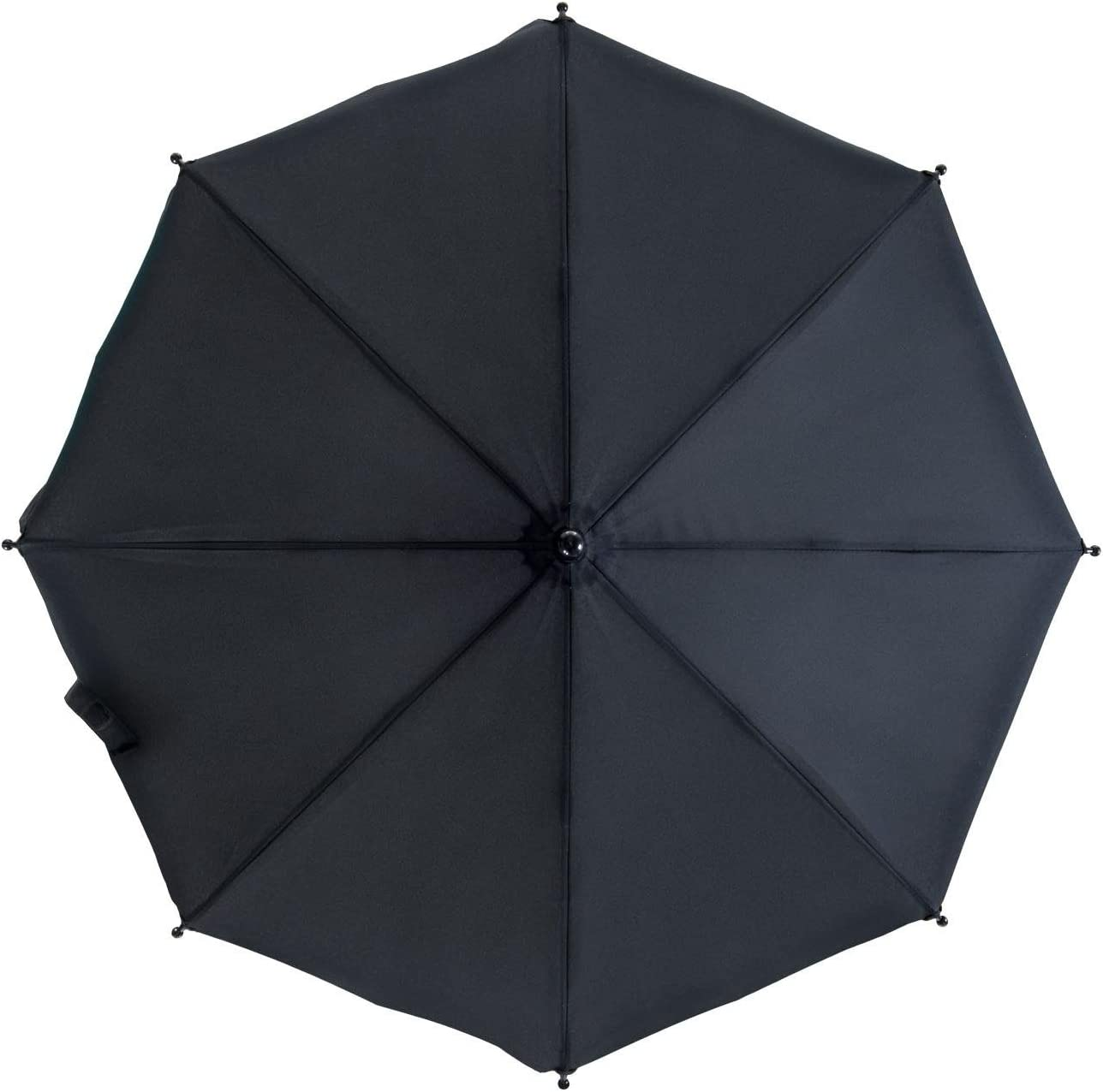 Universal Baby Parasol to Fit Babystyle Oyster Max Gem IMP Black