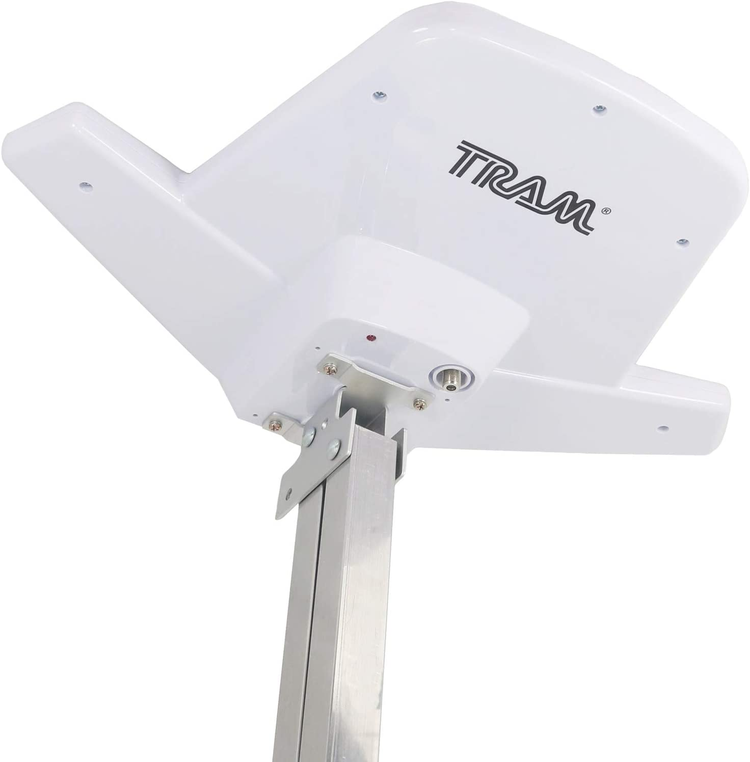 Tram HDTV Digital HDTV Amplified Outdoor Antenna for Home or RV Head Replacement,bat-Wing-Style retrofit