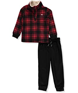 0b9865838 Amazon.com  Carter s Baby Boys  2 Pc Sets 121g898  Clothing