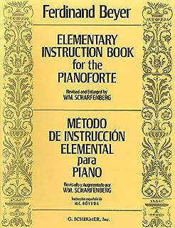 BEYER - Escuela Preliminar Op.101 para Piano (Scharfenberg/Boveda)