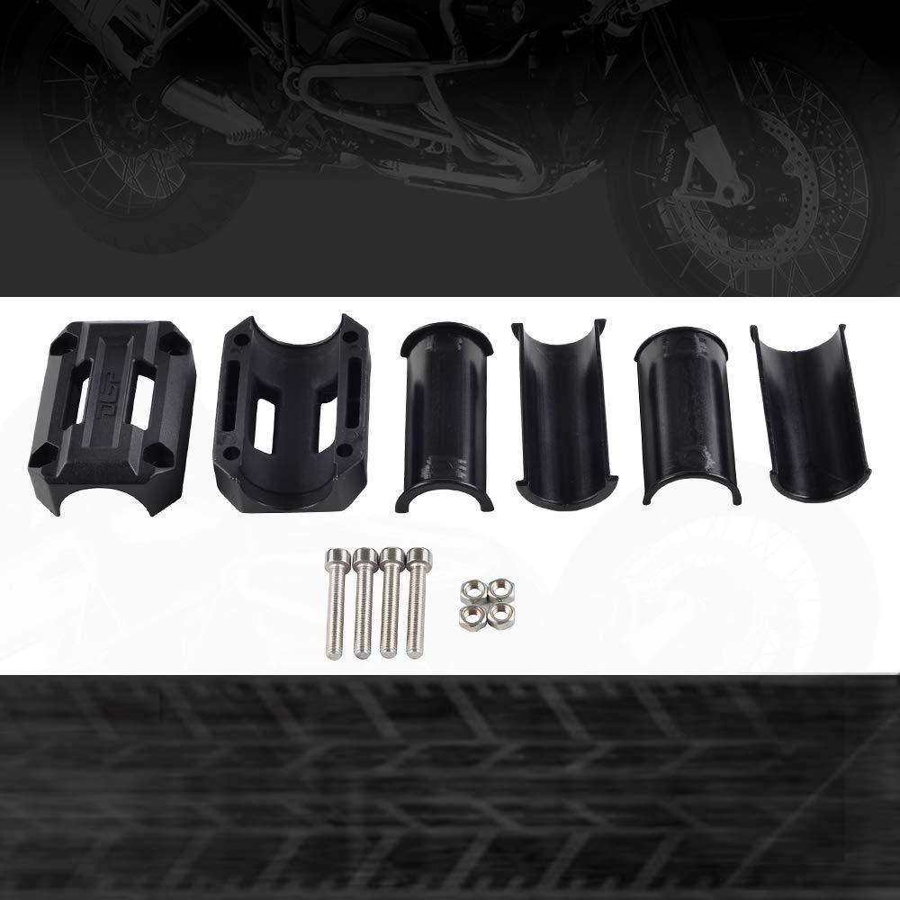 H2Racing Dekorative Bl/öcke Motorradsto/ßf/änger Motorschutzhaube Sturzb/ügelschutz Sto/ßstangenschutz f/ür Ya-ma-ha MT-07,MT-09,MT-09 Tracer,XSR900,XT1200Z,XSR700,XVS 1100,TDM 900,XT660Z,XT660X//R