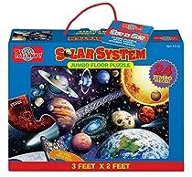 T.S. Shure Solar System Jumbo Floor Puzzle