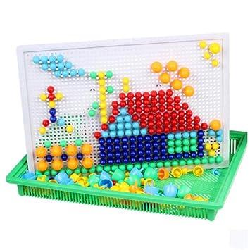 Juguetes Educativos Jigsaw Multi Colores Y Formas De Rompecabezas