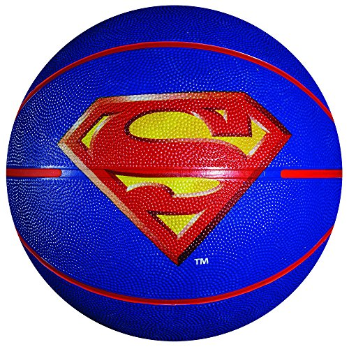 Superman Products : Franklin Sports Mini Rubber Basketball, Superman