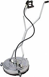Ultimate Washer UWSC21SS 21-Inch Stainless Steel Surface Cleaner for Gas or Electric Power Pressure Washers, 4000 PSI Rating
