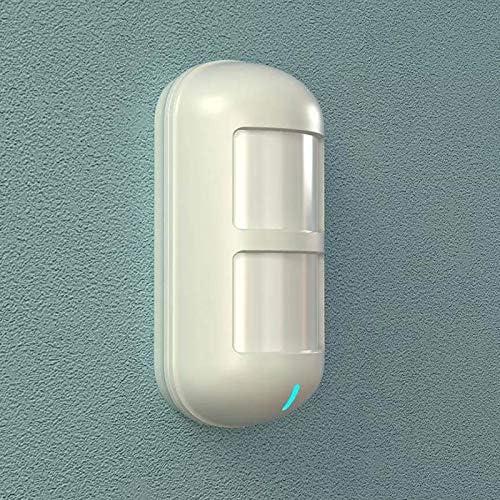 ACAMPTAR Intelligent Vie pour Tuya Intelligent Wifi Pir Capteur de Mouvement Ext/éRieur Wifi Pir Capteur avec  Alexa et Assistant