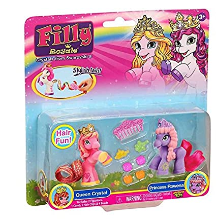 amazon com filly royale best friends pack toys games