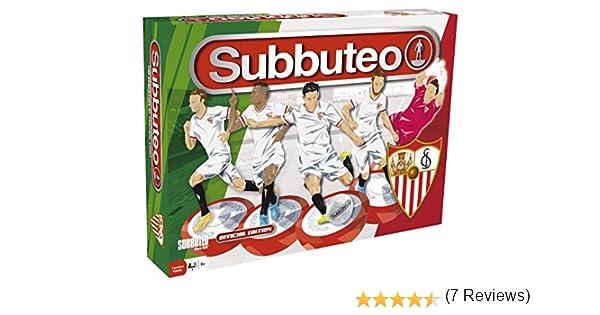 Subbuteo 63645, Juego Sevilla FC (2017/18): Amazon.es: Deportes y aire libre