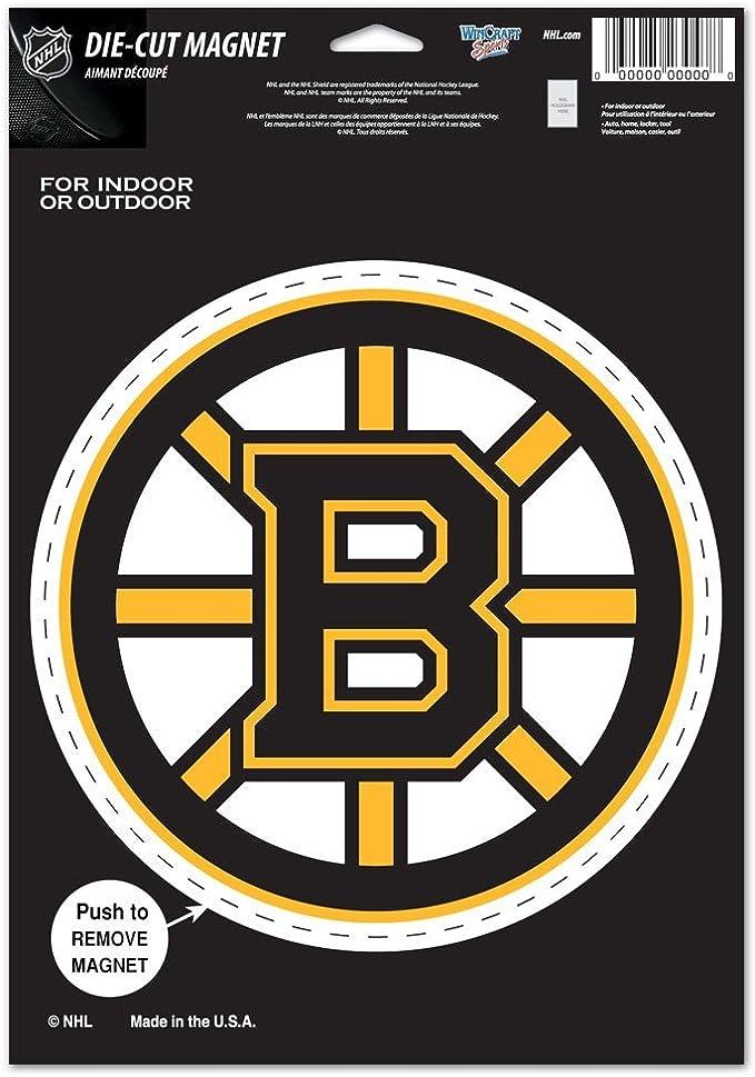 Refrigerator Magnets Office Magnets Fridge Magnets Boston Bruins Hockey Magnet Set