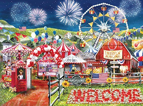 Made in the USA a 1000 Piece Jigsaw Puzzle By Sunsout by SunsOut B015YT5TP2 Klassische Puzzles Spaß | Good Design