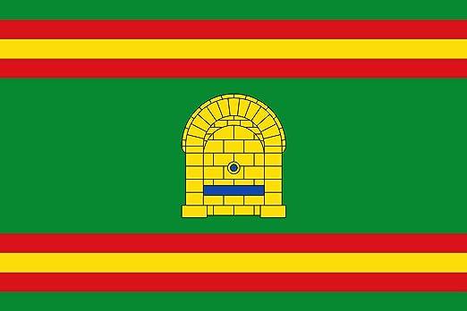 magFlags Bandera Large Maicas, Teruel, España | Bandera Paisaje ...