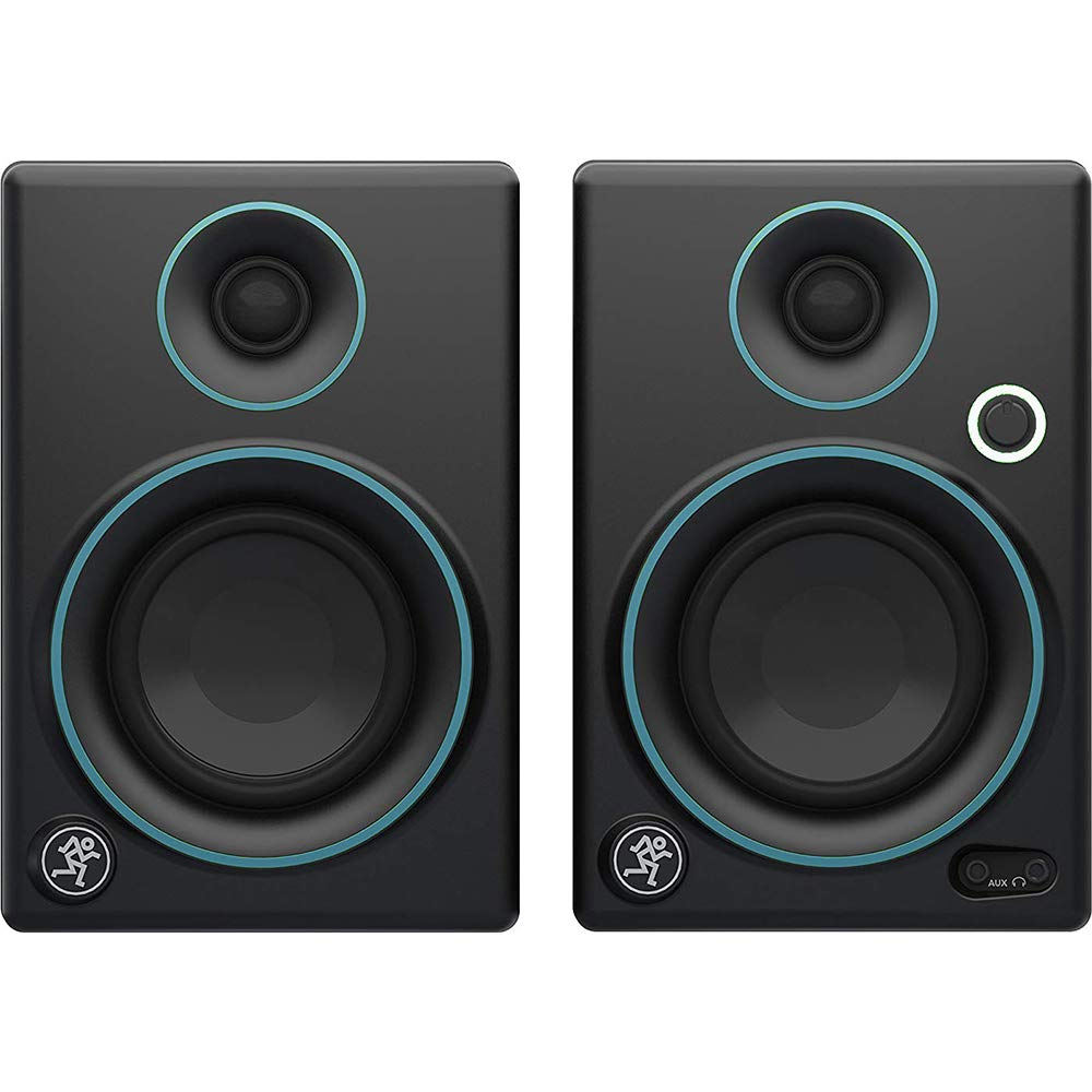 Mackie 2046563-00 CR Series Channel Studio Monitor, 5