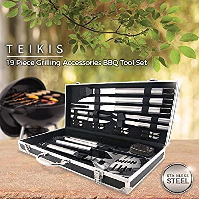 TeiKis BBQ Tools Parent 2 by TEIKIS