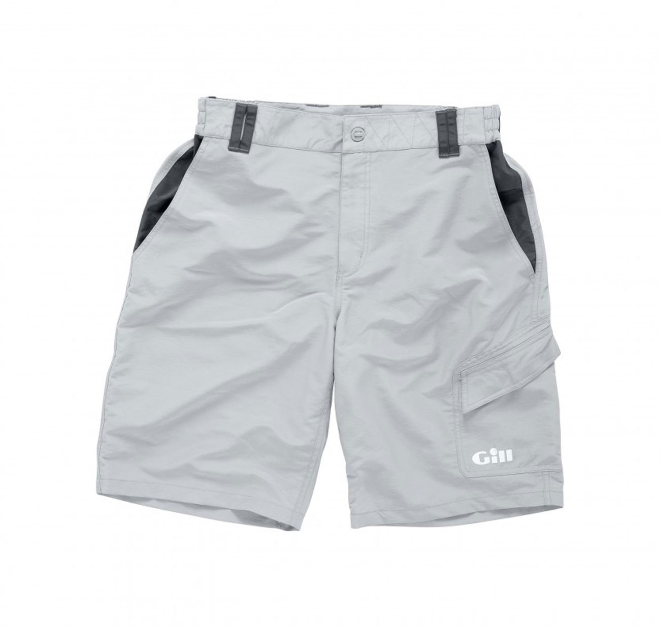 c64b6060284d Gill Performance Sailing Shorts Graphite 1644  Amazon.co.uk  Sports ...