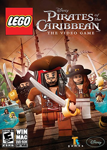 LEGO Pirates of the Caribbean - PC Pirates Of The Caribbean Pc Game