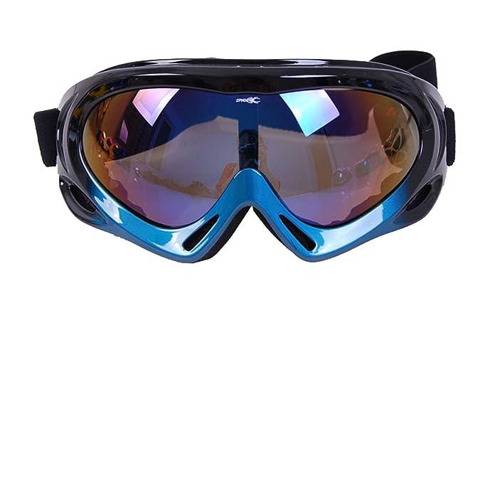 Gafas De Esquí Gafas De Sol Polarizadas Para Hombres Protección UV400 Gafas Inquebrantables Para Montar A Caballo Pesca De Esquí Béisbol, ...