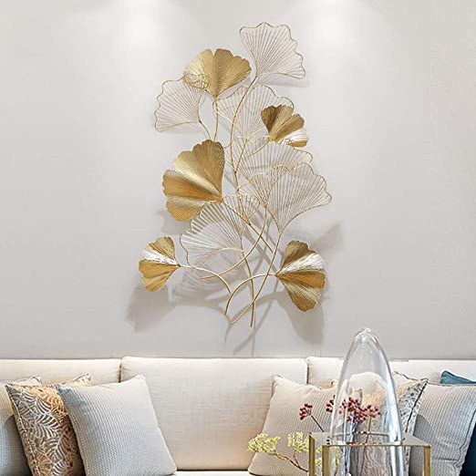 Coral Branch Style 1 Metal Wall Art Decor