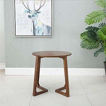 Comedor Minimalista moderno de madera nórdica Pequeña mesa de ...