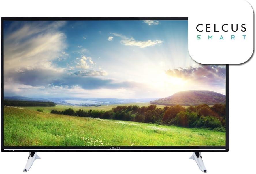 43 Zoll Led Smart Tv Fernseher 110cm Dvb C Elektronik