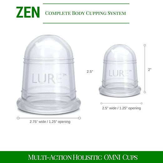 Anti Cellulite Cup – The Original Cupping Therapy Treatment for Fat &  Cellulite Reduction, Fascia