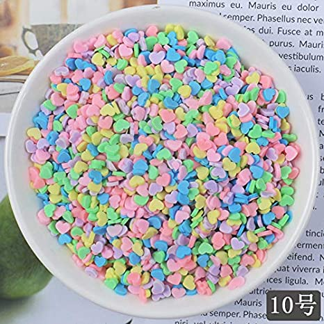 snowflake20 100g Resin Flatbacks Slime Accessories Clay Sprinkles Decoration for Slime Charms Filler DIY Slime Supplies Fake Candy Chocolate Cake Dessert Mud Particles Toy Scrapbook Phone Case
