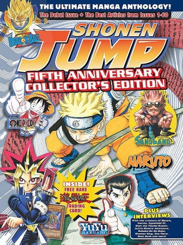Read Online Shonen Jump Fifth Anniversary Collector's Issue pdf epub