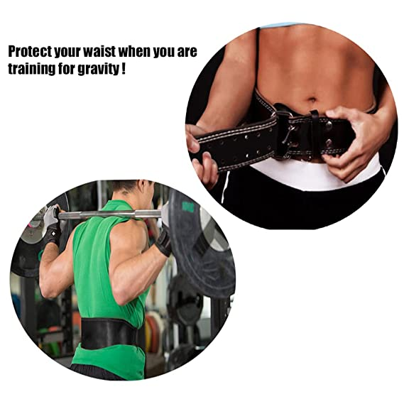 Amazon.com : Weight Lifting Belt for Fitness Exercise Bodybuilding Gravity Training Pesas Gym Fitness Equipment : Sports & Outdoors