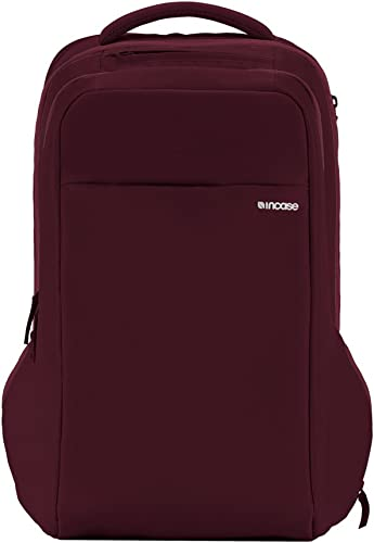 Incase ICON Laptop Backpack – Fits 15 Laptop – Deep Red