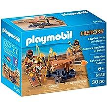 PLAYMOBIL Egyptian Troop with Ballista