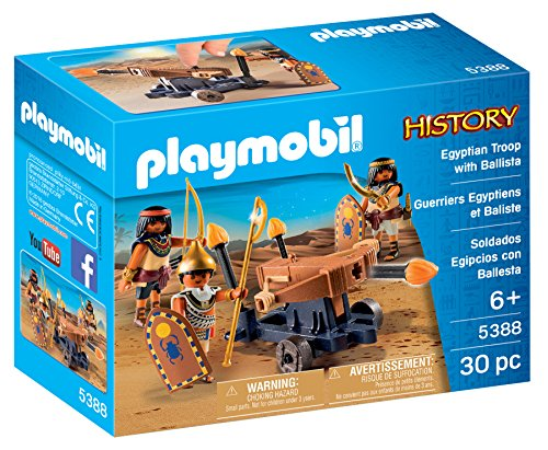 Camel Egyptian (PLAYMOBIL® Egyptian Troop with Ballista)