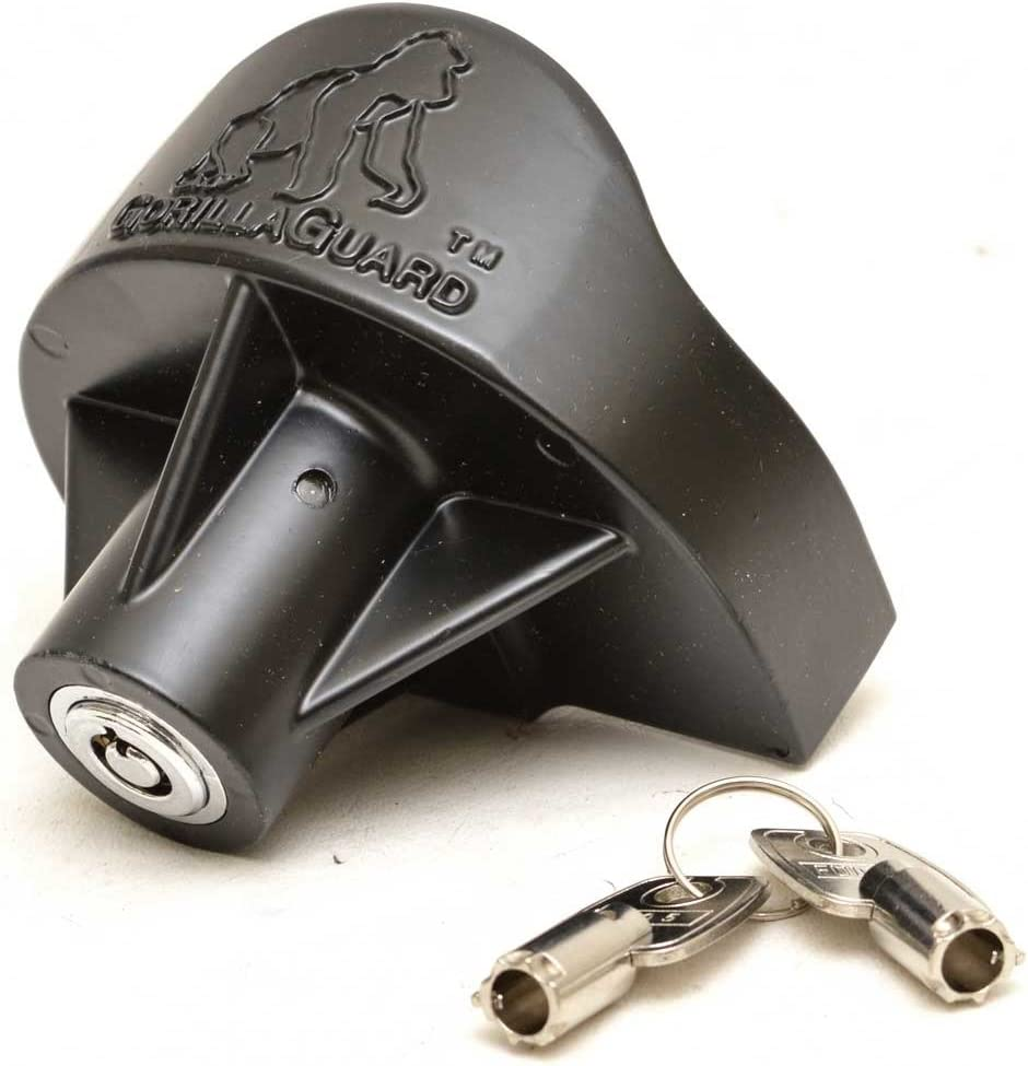 "Fulton Gorilla Guard Trailer Coupler Lock 1-7//8/"""