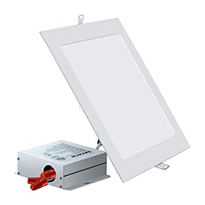 SAYHON Ultra-Thin Square Recessed Lighting