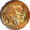 1926 S Buffalo Nickels Nickel MS64 NGC