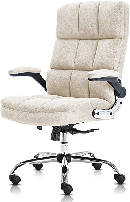 Top 8 Whitebeige Adjustable Office Chairs