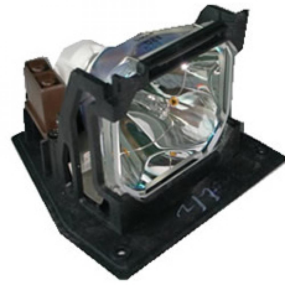 eReplacements TLPLV1-ER Compatible Bulb - Projector lamp - 165 Watt - 2000 hour(s) - for Toshiba TLP-S30, S30U, T50, T50M, T50MU B00A1BYES2