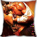2016 Custom Ram Leela 2013 Bollywood Movie personalized and unique style Throw Pillow 3030cm(1212inch) Mini Children Size 190g(0.42lb)