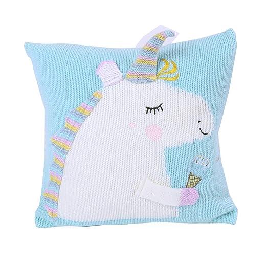 Almohada del sofá de los niños Hechos Punto Multifuncional ...