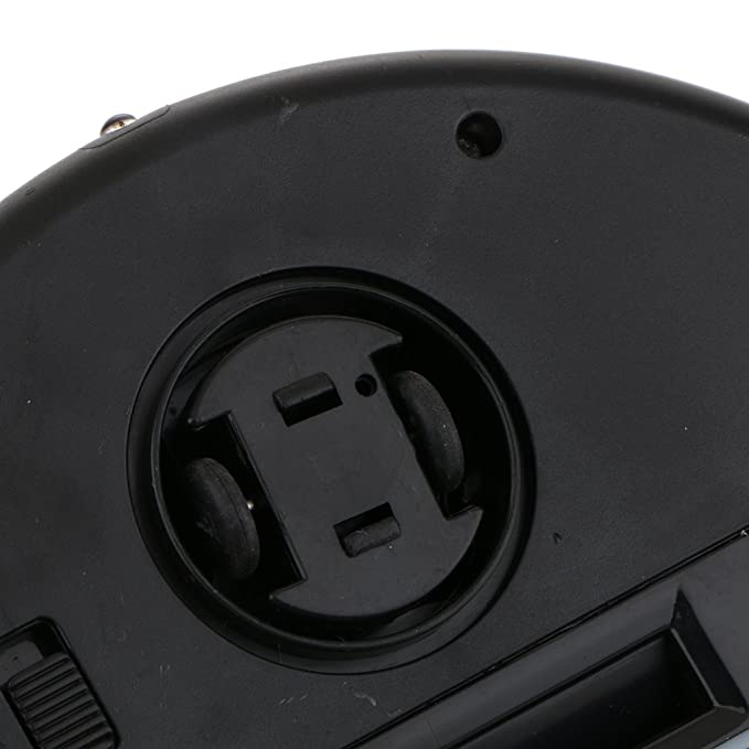 Sharplace Aspirador Robot Barrido Inteligente Eléctrico Automático Larga Vida Útil Gran Salida de Succión Reducción - Negro: Amazon.es: Hogar