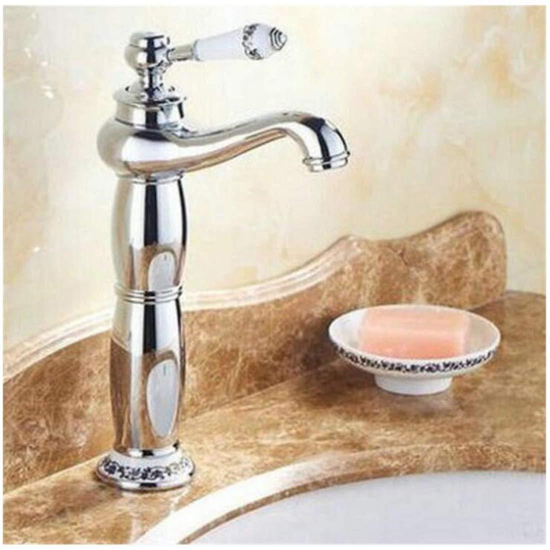 Kitchen Bath Basin Sink Bathroom Taps Bathroom Basin Faucets Mixer Brass Faucet Ctzl2549