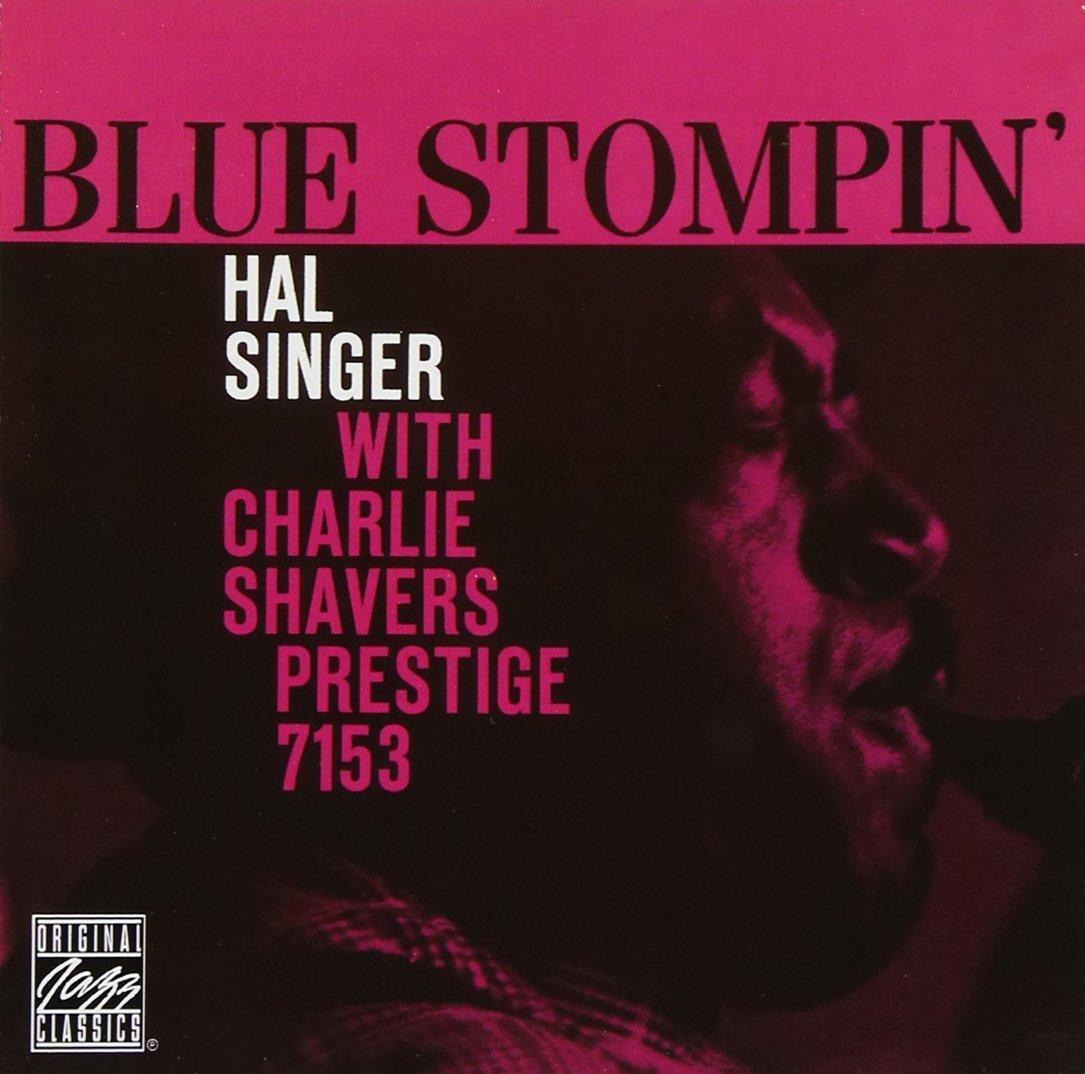 Blue Stompin