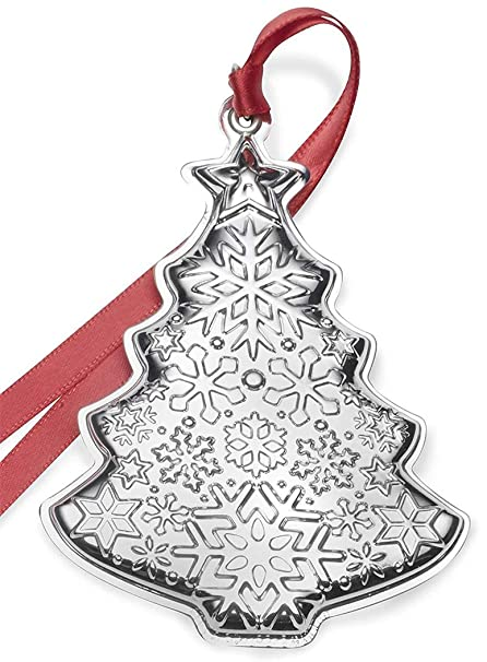 Thе Gоrham Christmas Decorations Gorham 2018 Christmas Tree Sterling Holiday  Ornament, 2nd Edition, Silver - Amazon.com: Thе Gоrham Christmas Decorations Gorham 2018 Christmas
