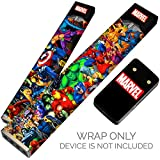 marvel skin decal - Original Skin Decal for PAX JUUL (Wrap Only, Device Is Not Included) - Protective Sticker (Marvel)