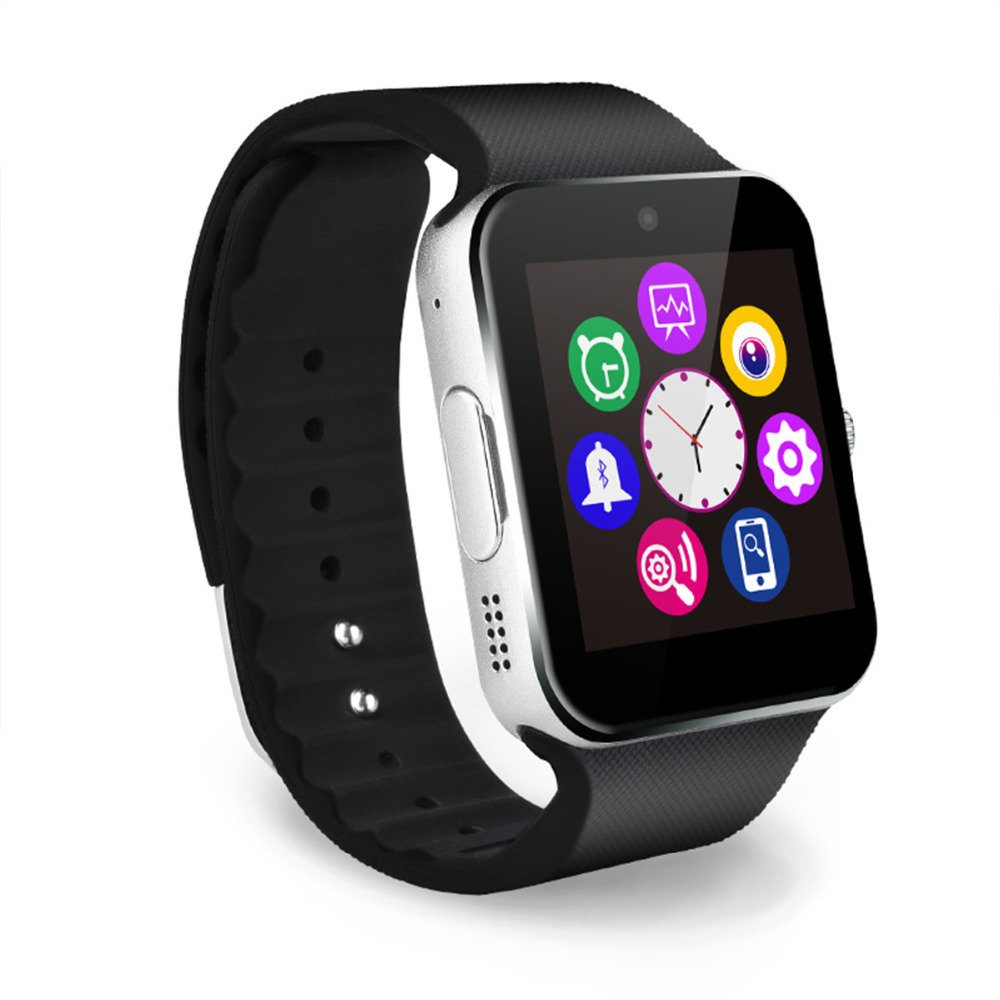Amazon.com: Epresent GT08 Smart Watch Bluetooth With Sim ...