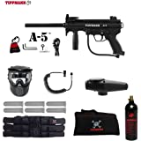 Tippmann 98 Custom Platinum Series Corporal Paintball Gun Package